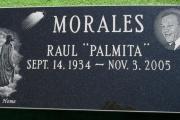 custom etched grave marker - black granite