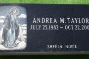 Holy Mary grave marker