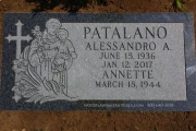 Our grave markers for cemeteries