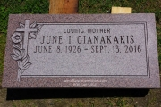 grave marker for two people